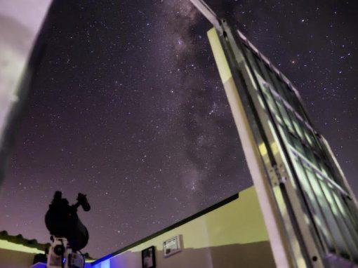 Abertas as inscrições para curso de astronomia no Recife