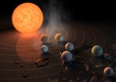 NASA está prestes a anunciar descoberta de vida extraterrestre, afirma Anonymous