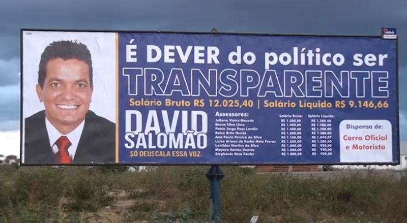 David Salomão / Facebook