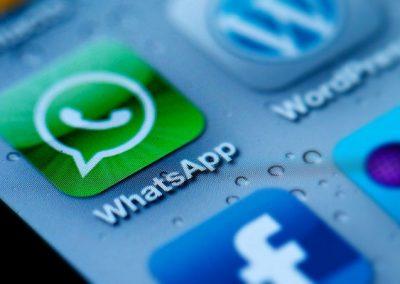 WhatsApp agora permite proteção por senha de 6 digitos
