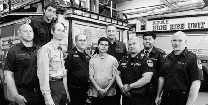 Departamento de Bombeiros de NY / Reprodução