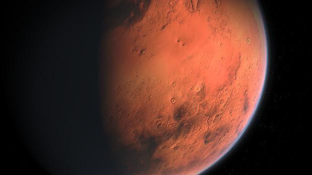 """""""Coquetel tóxico"""" reduz chances de encontrar vida em Marte"""