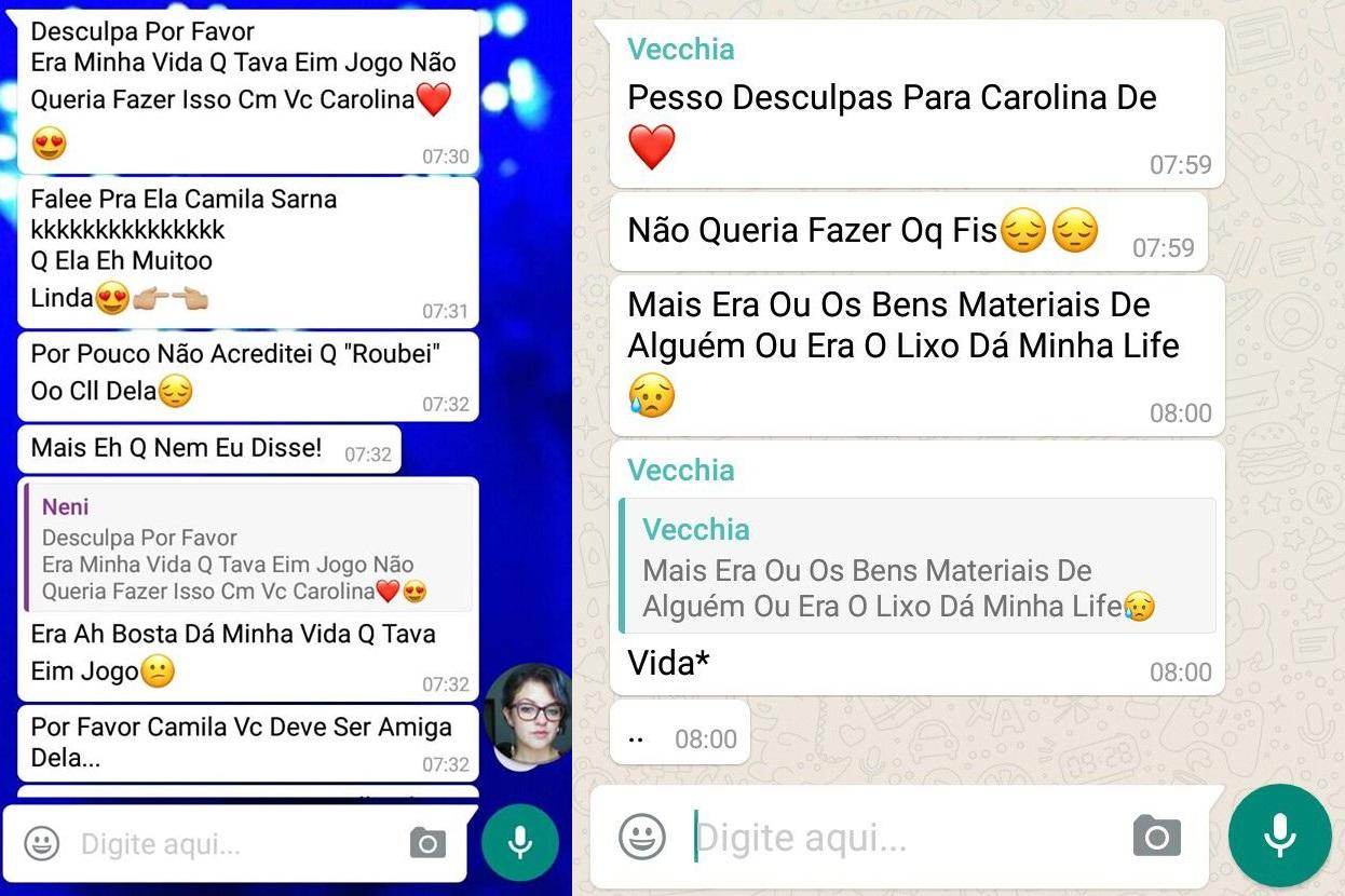 Facebook/Carolina