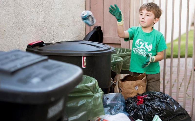 Ryan's Recycling / Divulgação