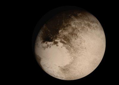Cientista quer devolver definição de planeta a Plutão