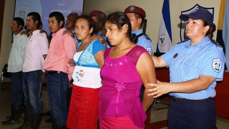 Polícia Nacional da Nicarágua/Divulgação