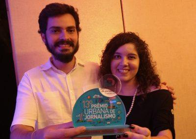 CuriosaMente conquista Prêmio Urbana de Jornalismo