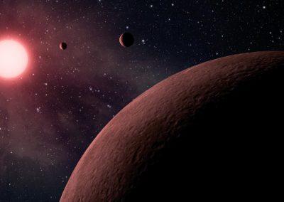 Novo exoplaneta pode ser o mais propício a abrigar vida alienígena, afirmam cientistas