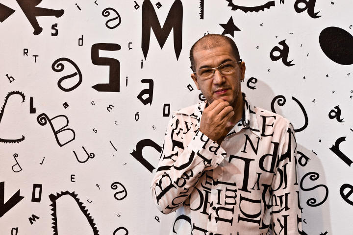 João Lin é autor de Ragu junto a Cristiano Mascaro - Iezu Keru/Cortesia