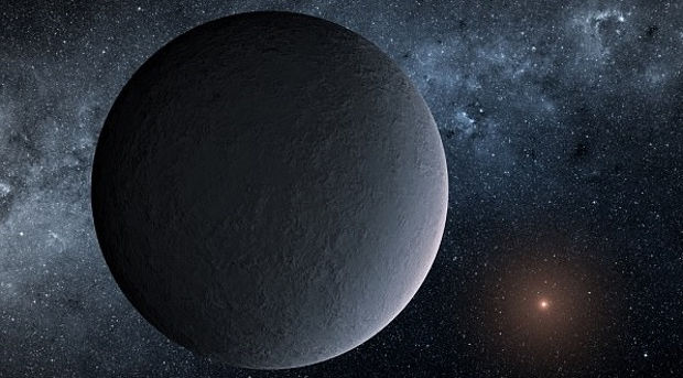 Cientistas descobrem novo planeta totalmente formado por gelo