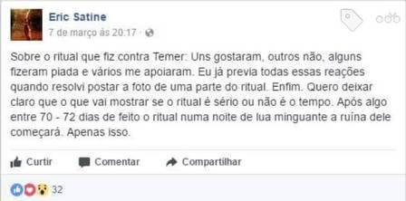Eric Santine/Facebook