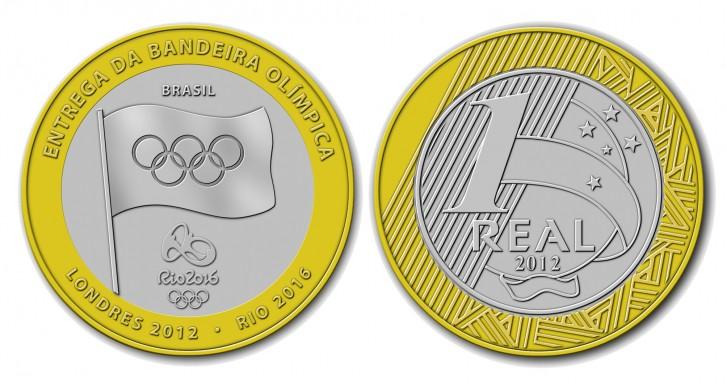 Moeda de 2012 pode ser comprada por R$ 160 - Agência Brasil