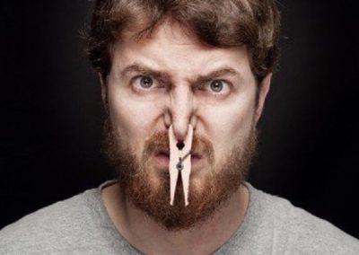 Biólogos apontam piores cheiros achados na natureza