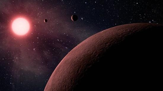 Nasa anuncia descoberta de dez novos planetas parecidos com a Terra