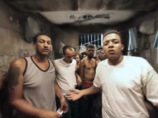 Vídeo em 360º mostra superlotação de celas em presídios brasileiros