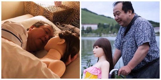 Japoneses encontram verdadeiro amor em bonecas de silicone