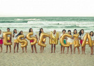 Adolescentes com câncer ganham festa de 15 anos