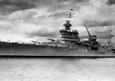 Após 72 anos, navio que levou parte de bomba de Hiroshima é encontrado