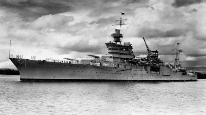 Marinha Americana / Divulgação