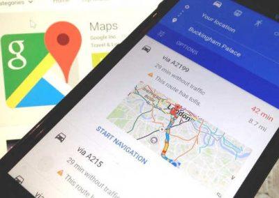 Google Maps será atualizado para mostrar vagas de estacionamento