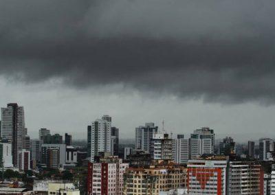 Recife registrou menor temperatura em 5 anos nesta terça