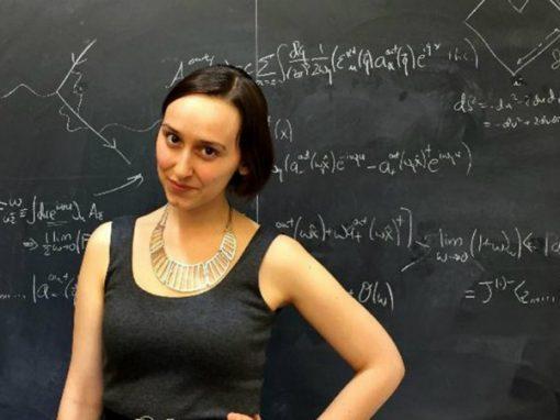 Einstein de nossa geração já nasceu, é mulher e tem apenas 23 anos, aponta Harvard
