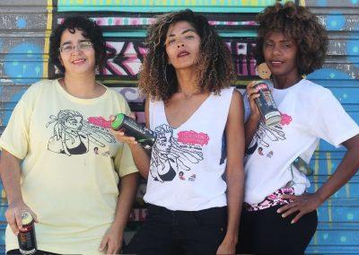 Sororidade made in Recife: juntas, mulheres asseguram espaço na arte