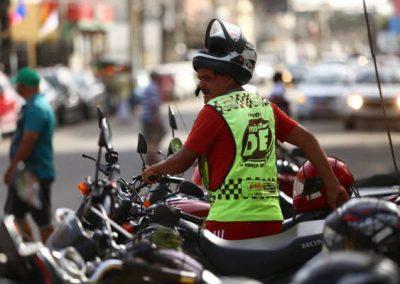 Mototaxi, profissão legalizada em Jaboatão