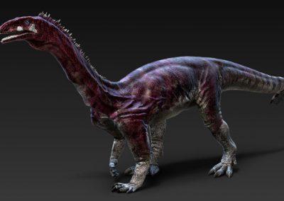 Dinossauro brasileiro teria sido carnívoro, aponta fóssil