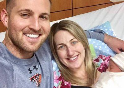 Bolsa de médica estoura durante parto de sua paciente