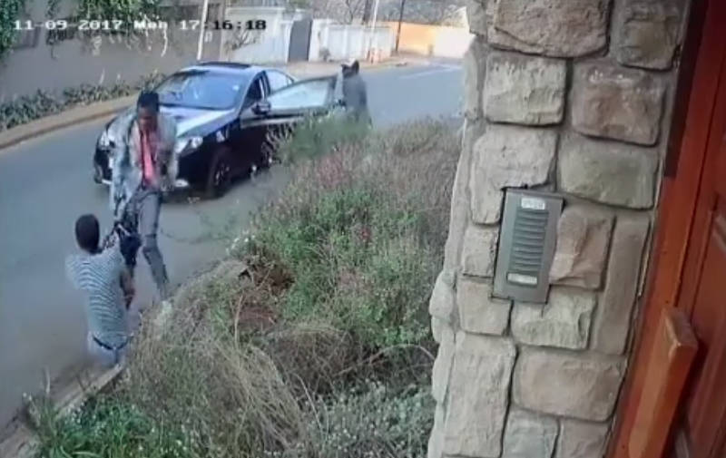 Serviço de Segurança da África do Sul / Divulgação