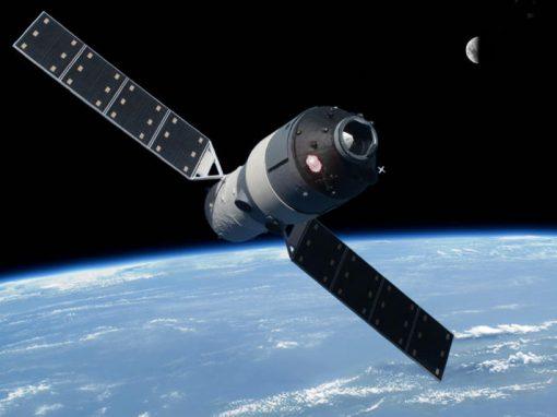 Estação espacial desgovernada vai cair na Terra