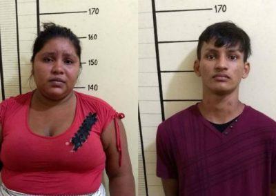 Mulher mata grávida, improvisa cesariana e furta bebê para dar ao marido