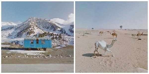 Com fobia de multidões, mulher fotografa mundo pelo Google Street View