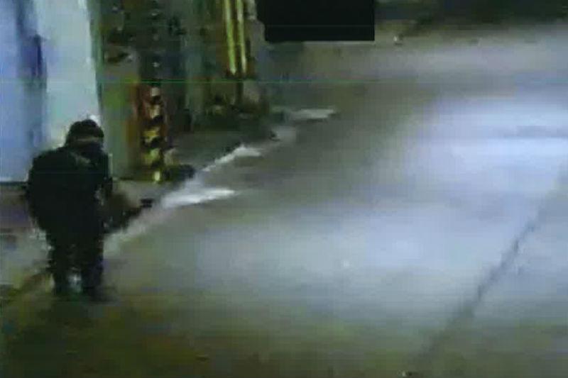 Polícia de OZAKA / Divulgação
