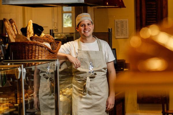 Frederico Luna diz ter estudado várias opções de investimentos antes de decidir investir com a família no ramo gourmet de padarias