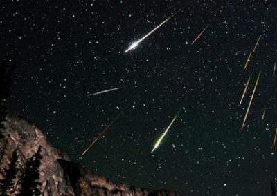 Nordeste terá visão privilegiada de chuva de meteoro Leonídeos esta noite