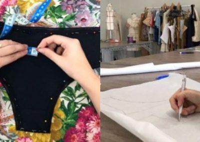 Alunas brasileiras criam calcinha menstrual para se livrar de absorventes