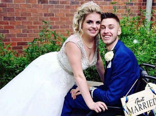 Noivo antecipa casamento crendo ter câncer terminal mal diagnosticado