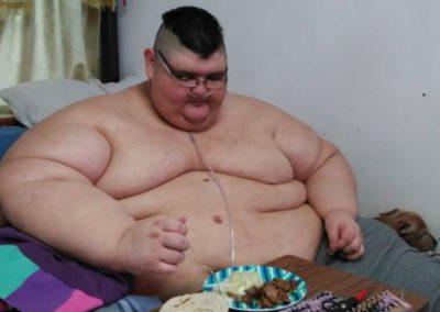 Ex-homem mais gordo do mundo muda de vida ao mais de perder 220kg