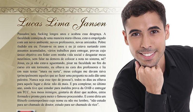 Lucas Jansen / Facebook