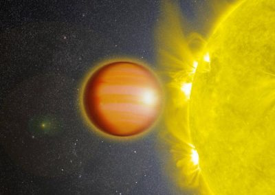 """Planeta que """"desafia todas as expectativas"""" é encontrado pela Nasa"""
