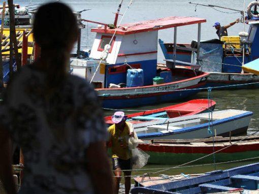 O pescador tem dois amores: o bem da terra e o bem do mar