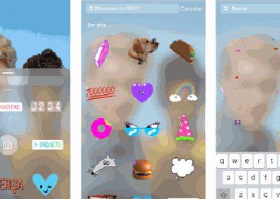 Instagram permitirá GIFs e novos tamanhos de imagens em Stories