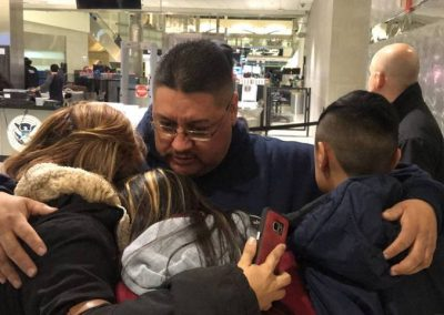 Mexicano é deportado após morar 30 anos nos Estados Unidos