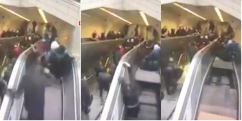 Metrô de Istambul / Reprodução