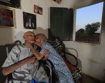 Um amor bicentenário – a história do casal de mais de 100 anos, junto há 8 décadas