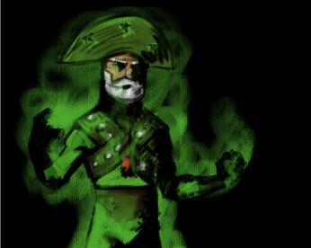 Lampião Verde, versão nordestina de herói da DC, é cangaceiro e enfrenta até o Galo da Madrugada para salvar Sertão