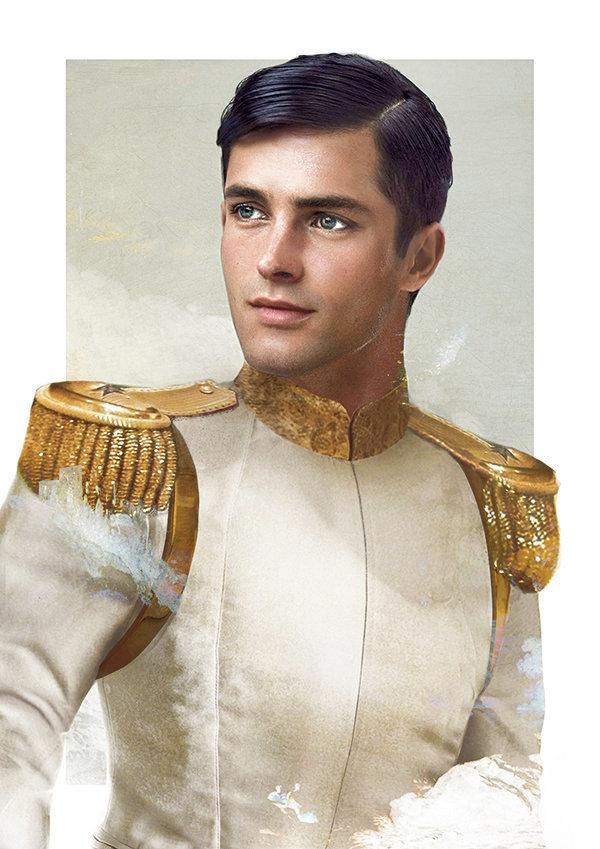 """Príncipe Encantado, de """"Cinderella"""""""