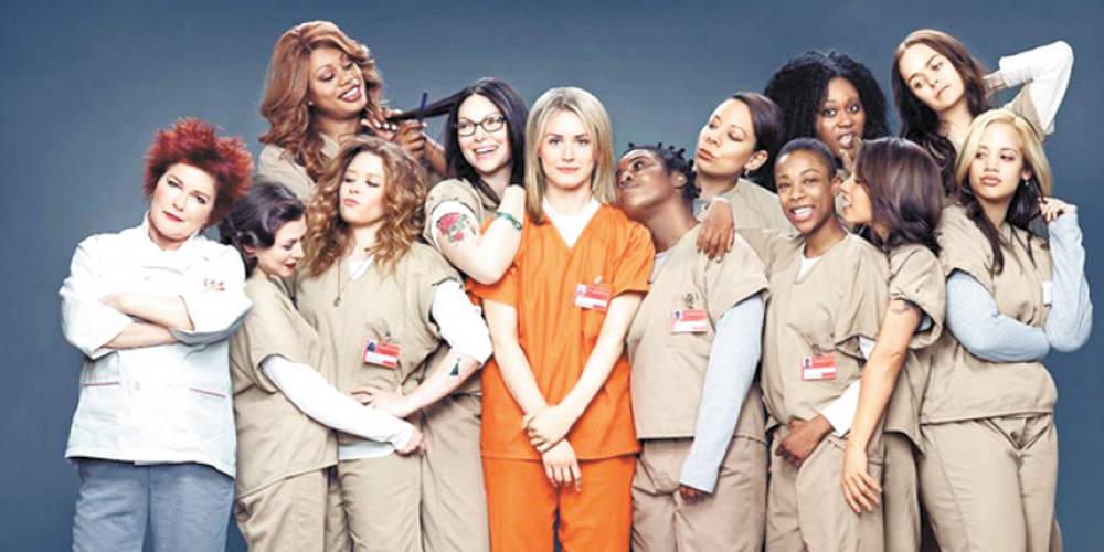 Orange Is The New Black - Uma das maiores apostas do canal de streaming, vem vencendo diversos prêmios por suas brilhantes atuações